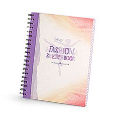American Girl® Bookstore: Isabelle's Fashion Sketchbook