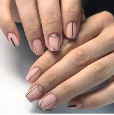 Want some ideas for wedding nail polish designs? This article is a collection of our favorite nail polish designs for your special day. Read for inspiration Diy Nail Designs, Simple Nail Art Designs, Nail Polish Designs, Acrylic Nail Designs, Acrylic Nails, Striped Nail Designs, Gel Nail, Uv Gel, Nails Design