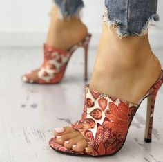 Stiletto  shoes  shoesaddict  sandals  zapatos  estilo  fashion  style   8c9c606ebc92