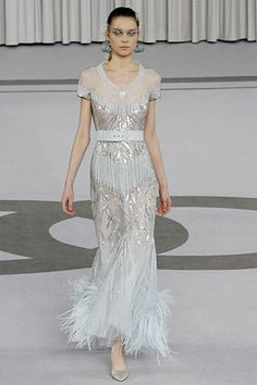 Chanel - Haute Couture Spring Summer 2007 - Shows - Vogue.it