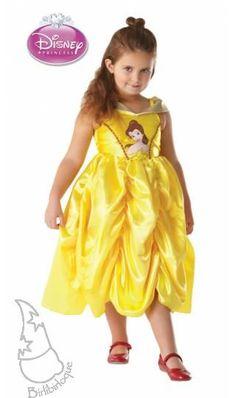 Disfraz Infantil de Bella Clásico Disfraz Disney