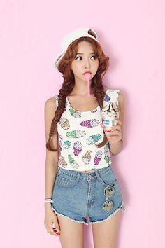 Park SooYeon - July 01, 2014 3rd Set