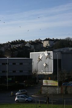 View from Davey Drive by luciddesignbrighton, via Flickr