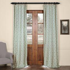 Laurel Foundry Modern Farmhouse™ Amandier Single Curtain Panel