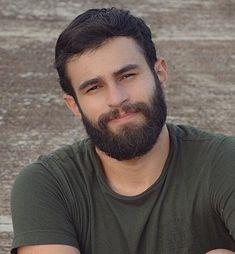Hairy Hunks, Hunks Men, Hairy Men, Bearded Men, Great Beards, Awesome Beards, Beard Styles For Men, Hair And Beard Styles, Beautiful Men Faces