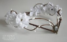 elven bride tiara elven tiara fairy circlet by Ayalga on Etsy