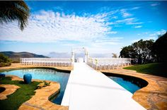 Perfect Wedding Venue: Romantic Malibu Estate #everafter #wedding #california