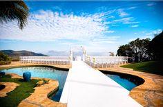 Perfect Wedding Venue: Romantic Malibu Estate #everafter #wedding #california