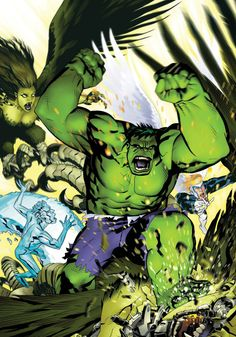 Hulk by Michael Golden