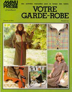 Ma garde robe 70's