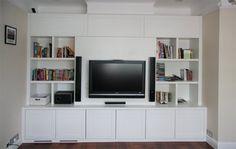 Home Cinema AV Furniture – Bespoke TV Units London   Inhouse Interiors