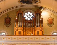 Schruns, St. Jodok-Kirche – Organ index, die freie Orgeldatenbank Kirchen, Austria, Big Ben