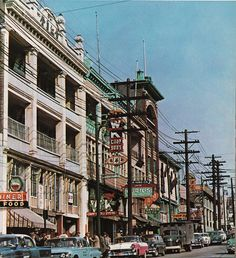 Vancouver Chinatown, 1961 | by blizzy63
