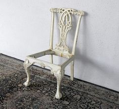 Bon Painted Chippendale Dining Chairs   Google Search