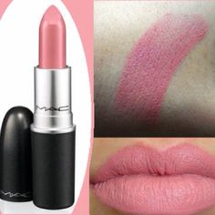 MAC Please Me... One of my favorites and go to color... It's the perfect nude and pink combo!