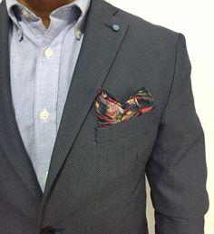 Pockets square men's fashion