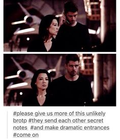I ship this brotp so hard you have no idea. Next season I want May and Lincoln to have the relationship that Mack and Daisy do in this season.