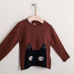 Camisola gato
