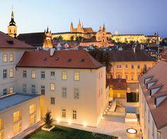 Honeymoon with a View: Mandarin Oriental hotel in Prague, Czech Republic