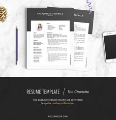 Resume Template | Th