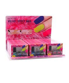 BNWT Santee Velvet Effect Nail. Starting at $5 on Tophatter.com!