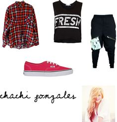 Chachi Inspired with Chachimommas Hip Hop Outfits, Swag Outfits, Dance Outfits, Dance Fashion, Teen Fashion, Fashion Outfits, High Fashion, Fashion Ideas, Cute Summer Outfits
