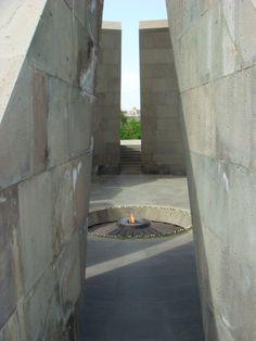 Genocide Memorial:  Yerevan, Armenia:  Photo Credits @Amanda Nethery
