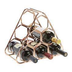 RTA Hexagon Wijnrek 6 flessen