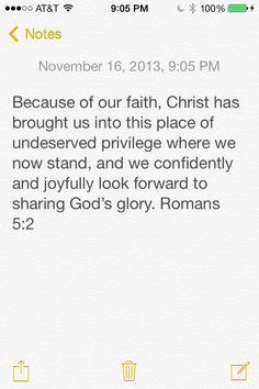 # The Word # Faith