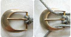 Voici un tutoriel super simple à suivre pour récupérer une boucle de ceinture et en tisser une toute neuve avec des cordes de nylon ou de la paradorde. Vous aimez une boucle de ceinture en particulier? Cette ceinture ne vous fait plus? Tissez du cord