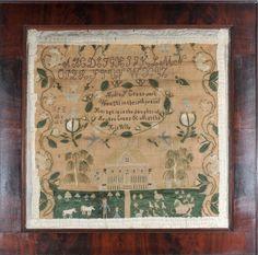 LYDIA EVANS Burlington 1830