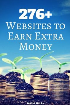 If you need to make extra money, you HAVE to check out this list of hundreds of legit sites that will pay you. From market research to writing your own greeting cards, this page lists a ton of places and I bet you haven't heard of half of them! | Make Money from Home | How to Make Money From Home | Easiest Ways to Make Money From Home | Tips to Make Money || Wallet Hacks