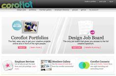 8 Sites para Fazer seu Portfólio Online   Des1gn ON - Blog de Design e Inspiração.