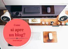 Come si apre un blog?