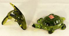 Viking Green Dolphin & Turtle #VikingRed