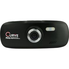 Maka Corp CURVE MX6 1080p HD Dashcam -Maka Corp- Capture Your Action - 1