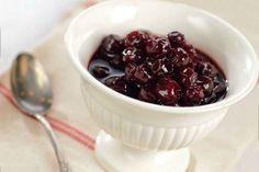 Варенье «Пятиминутка» из вишни (на зиму)