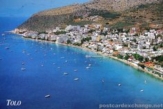 Someday I'll get back to Tolo, Greece...