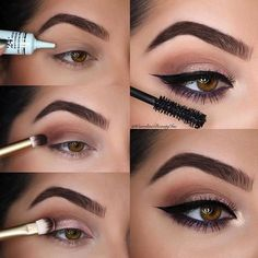 We love this look from @carolinebeautyinc using @toofaced's Chocolate Bon Bons palette.  Get the Look: 1. Apply Too Faced Shadow Insurance from lashline to brow.  2. Using Too Faced Chocolate Bon Bons Eye Shadow Collection: Sweep Mocha into crease, then deepen the crease with Bordeaux. Blend together with your brush.  3. Press Sprinkles onto the lid. Using the same brush, add Satin Sheets to inner corners of the eye for an inner corner highlight.  4. Blend Black Currant onto the lower lash…