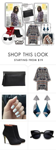 """""""Yoins 21."""" by marijaprusina ❤ liked on Polyvore featuring Komar, Lulu Frost, vintage, women's clothing, women, female, woman, misses, juniors and yoins"""