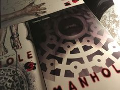 Review/Rezension zum Manga Manhole (carlsen Manga)