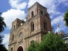 Cuenca, Ecuador New Cathedral