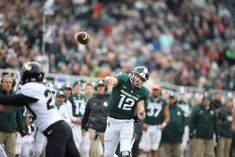 Rocky Lombardi QB - Two-year letterwinner has played in 16 career games, including three starts at quarterback vs. Michigan Game, Michigan State Football, Central Michigan, Michigan State University, Penn State Game, National High School, New Hampton, Taking A Knee, School Football