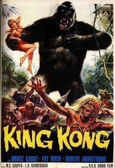 King Kong: colourized version (1933)