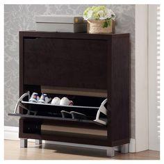 Youu0027ll Love The Baxton Studio Simms 12 Pair Shoe Storage Cabinet At Wayfair