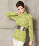 Ladie's Sweater pattern
