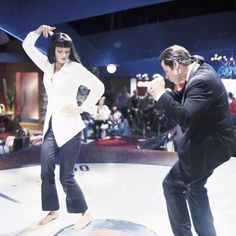 """""""I want that trophy."""" Mrs. Mia Wallace, Pulp Fiction"""