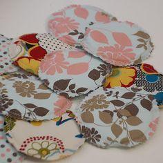 Little Lizard King - Sewing Patterns : Nursing Pads