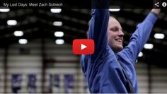 THIS VIDEO MAD ME LAUGH, SMILE AND MOSTLY.... CRY. HE HAS CHANGED MY OUTLOOK ON LIFE AND MY DIAGNOSIS. THIS IS A MUST WATCH. Must Watch:  Meet Zach Sobiech