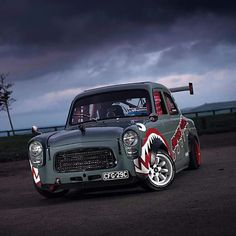 Automobile, Ford Anglia, Ford Classic Cars, Ford Escort, Nose Art, Chevrolet Trucks, Modified Cars, Rally Car, Ford Models